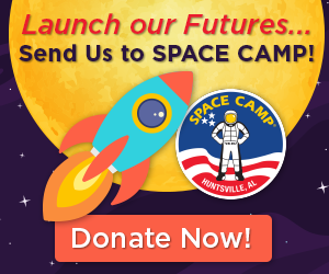 Send Us to Space Camp!